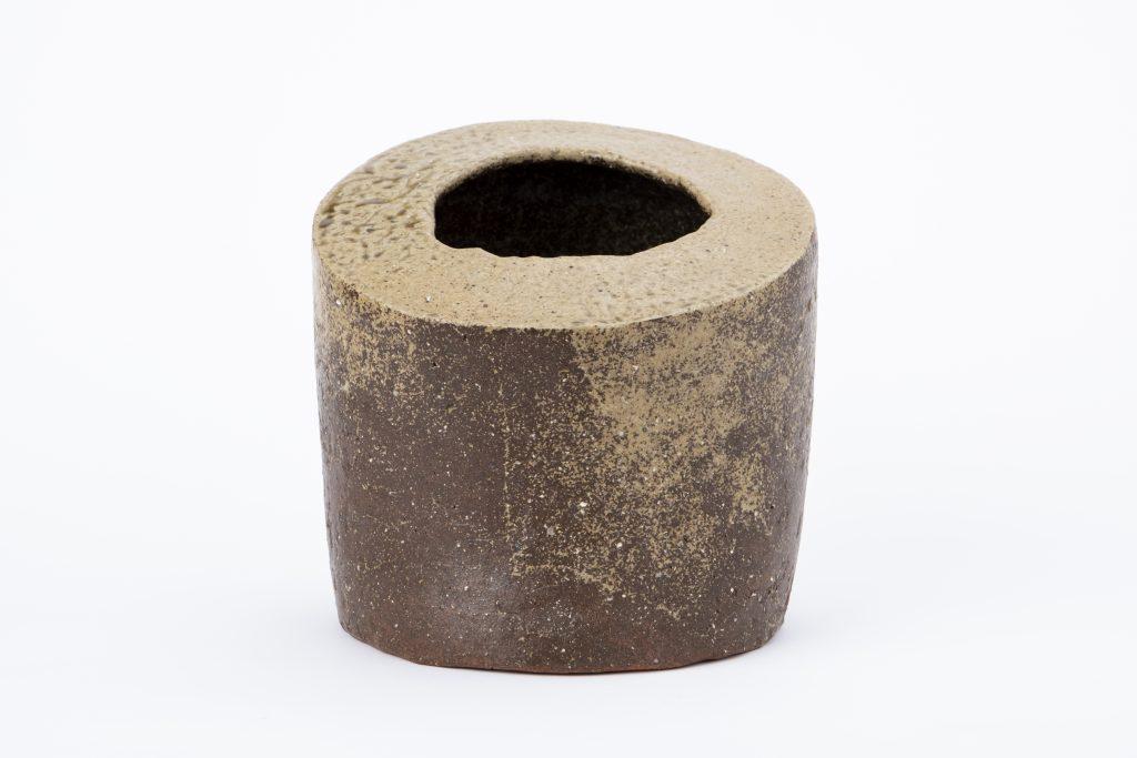 陶芸 灰釉器 鈴木治